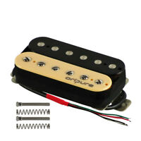 OriPure Handmade Alnico 5 Double Coil Humbucker Guitar Pickup Bridge Pickup 8.4K