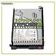 HP 717964-002 80GB SATA 6G SFF 2.5'' SC SSD 734562-001 734360-B21 W/ Blank Tray