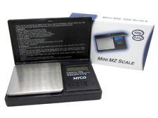 Mini Electrónico Digital de bolsillo escala 100g X 0.01g en myco MZ-100 Reino Unido