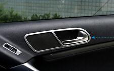 For VW Tiguan 2009-2015 Interior Door handle bowl frame cover trim 4pcs/set