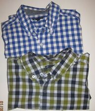 2 Gap Size XL Short Sleeve Button Up Casual Shirts Original Fit