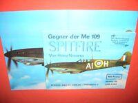 Waffen Arsenal Band 36, SPITFIRE Gegner der Me 109 mit POSTER!