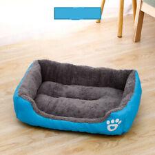 Soft Coloré Respirant Eco-Friendly Fleece Pet Bed