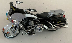 Maisto Police Motorbike Harley Davdison. 2014. Collect Or Post