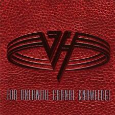 VAN HALEN -  For Unlawful Carnal Knowledge (Japan Import CD, 1991, Warner Bros.)