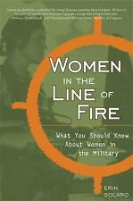 Women in the Line of Fire: What You Should Know About Women in the Military, Sol