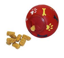 Snackball f. Hunde ø 11cm, rot