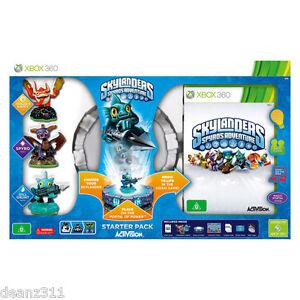 SKYLANDERS SPYRO'S ADVENTURE Starter Pack - BRAND NEW Microsoft Xbox 360 PAL