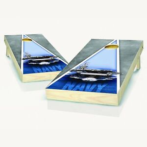 US Navy Cornhole Boards - The Perfect Christmas Gift