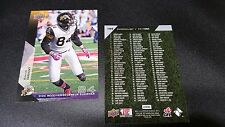 2014 Upper Deck CFL Base 100 Card Set Plus 50 Sps 1-150 Set