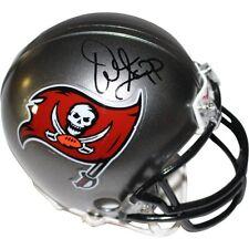 Steiner Warren Sapp Signed Tampa Bay Buccaneers Replica Mini Helmet