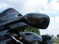 LED Rücklicht Heckleuchte schwarze Blinker Suzuki GSX R 600 750 L1 L2 L3 L4 L5
