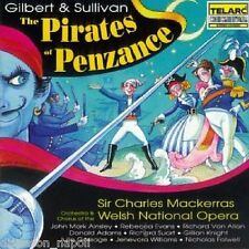 Gilbert & Sullivan: The Pirates Of Penzance / Mackerras, Ainsley, Evans - CD