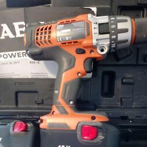 AEG BSB18 Cordless Hammer Drill