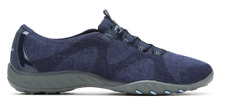 NIB Sketchers Women's with Air Cooled Memory foam breath easy opportuknity navy