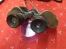Binocolo tedesco grandangolare 1930 BUSCH HELLUX 6x36 binoculars fernglas