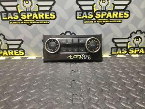 MB Mercedes Benz C180 W204 2012 heater climate control panel unit A2049003803