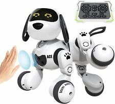 Robot Toys for Kids Remote Control Programmable Robot Dog Smart RC Robot with Ge