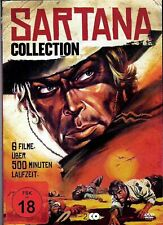 Sartana Collection | 6 Filme | Italowestern | Giuliano Carnimeo  [FSK18] DVD