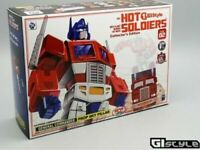Mini Transformers Hot Soldiers HS02 Optimus Prime G1 Action Figure New in Box