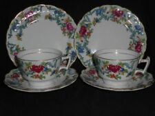 White British Coalport Porcelain & China Tableware