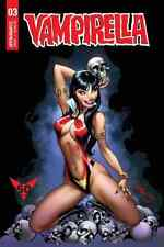 Vampirella 3 J Scott Campbell 1st Print Cover A Nm
