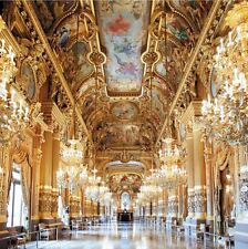 2000 Pieces Mini Jigsaw Puzzle - Opera Grand Foyer by Anonymous