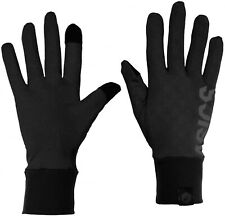 Asics Basic Performance Running Gloves - Black