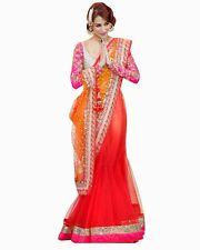 Veeraa Saree Exclusive Beautiful Designer Bollywood Indian Partywear Sari 141