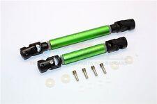 Traxxas TRX-4 Defender Trail Crawler Steel+Aluminum Adjustable Main Shaft -Green
