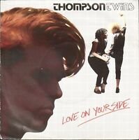 "Thompson Twins – Love On Your Side 7"" ARIST504 – VG"