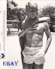 Ali MacGraw Dean-Paul Martin barechested VINTAGE Photo Players