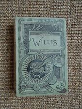 Poems of Nathaniel Parker Willis, Rare Collectible Pre-1867 signed by author