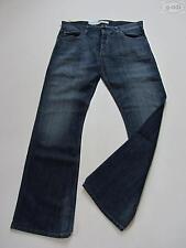 Levi's® 512 Bootcut Jeans Hose, W 33 /L 30, NEU !! Dark washed Faded Denim ! 48