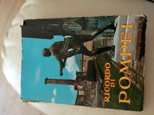 Vintage Ricordo Di Pompei Postcard Set 38 kodak pictures vedute da fotocolour