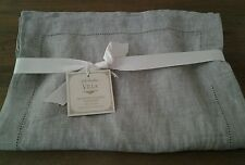 NWT Noble Excellence Villa Hemstitch Linen Placemats Set of Four