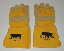 ELECTRIC INSULATED GLOVES NEW FREE SHIPPING GOOD USE FOR ELECTRICAL WORK