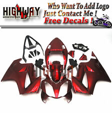 Fairings For Honda VFR800 2002-2012 03 04 05 06 ABS Fairing Kit Bodywork Red New