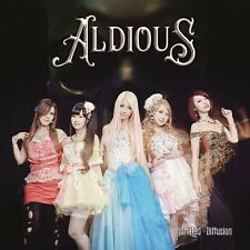 ALDIOUS - UNLIMITED DIFFUSION   CD NEW+