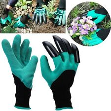 Guanti da giardino con Artigli Unghie Uncini Genie Gloves giardinaggio Scavare