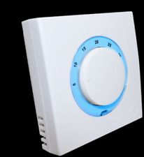 Salus RT200 Electronic Room Temperature Mechanical Thermostat Control