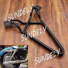 Universal Motorcycle Saddle bag Support Bars Mount Bracket For Harley Sportster
