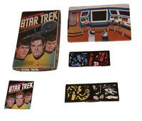 VINTAGE 1975 STAR TREK COLORFORMS ADVENTURE SET- NOS- VINTAGE SPACE TOY- SPOCK