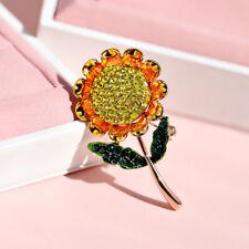 Oro Rosa Pin Broche Hijab Bufanda chales Cuello Traje de Boda de Flores vendedor de Reino Unido