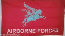 PARACHUTE REGIMENT PEGASUS AIRBORNE 5 X 3 FEET FLAG polyester flags BRITISH ARMY