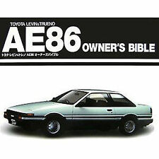 TOYOTA LEVIN & TRUENO AE86 tuning book 4AG   owner's Bible   2006