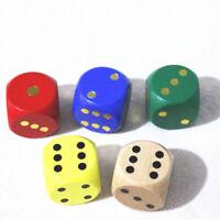 fiC 6138 TROTTOLE CLOWN SMALL FOOT IN LEGNO CON FACCE DA IDEA REGALO O PER
