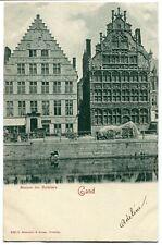 CPA - Carte Postale - Belgique - Gand - Maison des Bateliers - 1902 (B9057)