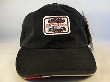Atlanta Falcons Vintage Underbrim Stamped SAMPLE Adjustable Strap Hat Cap Black