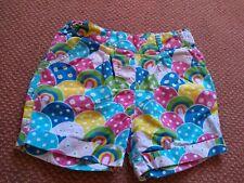 Frugi Girls Shorts Age 3-4 Years